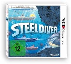 Steel Diver 3D (3DS)