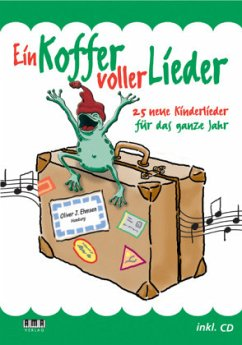 Ein Koffer voller Lieder, m. Audio-CD