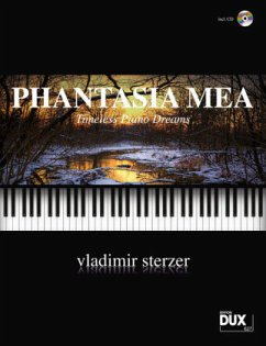Phantasia Mea, Klavier, m. Audio-CD