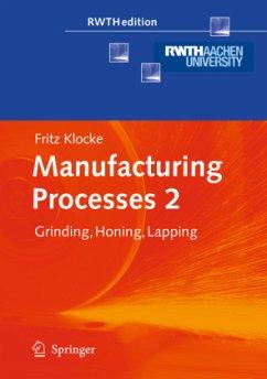 Manufacturing Processes 2 - Klocke, Fritz