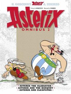 Asterix Omnibus 2 - Goscinny, René; Uderzo, Albert