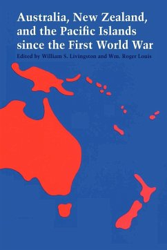 Australia, New Zealand, and the Pacific Islands since the First World War