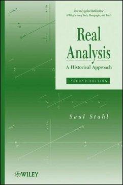 Real Analysis - Stahl, Saul