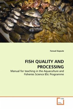 FISH QUALITY AND PROCESSING - Kapute, Fanuel