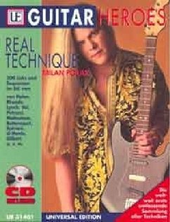 Guitar Heroes - Real Technique, m. Audio-CD
