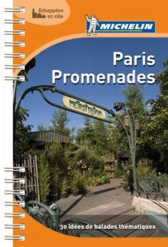 Michelin Paris Promenades