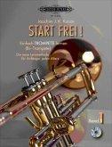 Start frei!, Einfach Trompete lernen (B-Trompete), m. Audio-CD