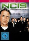 NCIS - Season 4, 1.Teil (3 DVDs)