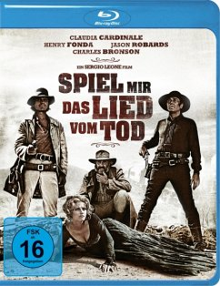 Spiel mir das Lied vom Tod - Henry Fonda,Paolo Stoppa,Claudia Cardinale
