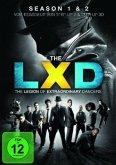 The LXD: The Legion of Extraordinary Dancers - Season 1 & 2 (2 Discs)