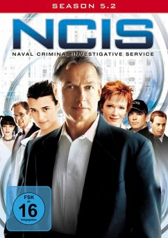Navy NCIS - Season 5 DVD-Box - Cote De Pablo,Mark Harmon,Lauren Holly