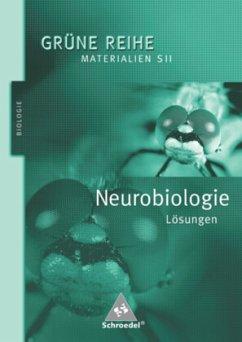 Grüne Reihe. Neurobiologie. Lösungen