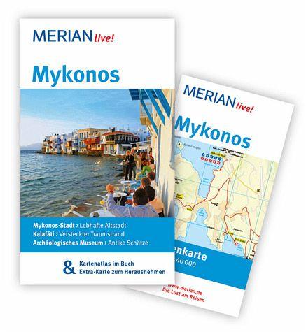 Merian live! Mykonos - Weiss, Helmuth