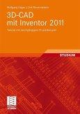 3D-CAD mit Inventor 2011