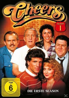 Cheers - Season 1 DVD-Box - Nicholas Colasanto,Shelley Long,Rhea Perlman