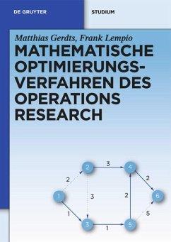 Mathematische Optimierungsverfahren des Operati...