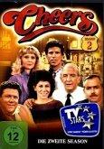 Cheers - Die zweite Season DVD-Box