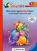 Leserabe mit Mildenberger. Monstergeschichten