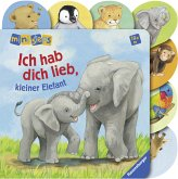 Ich hab dich lieb, kleiner Elefant!
