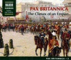 Pax Britannica - The Climax of an Empire, 13 Audio-CDs - Morris, Jan
