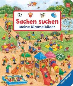 Sachen suchen: Meine Wimmelbilder - Gernhäuser, Susanne