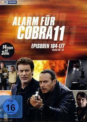 Alarm für Cobra 11 - Staffel 20 21 3 Discs