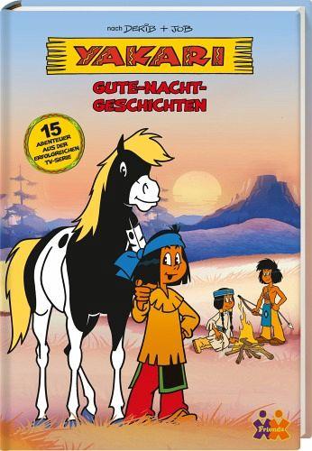 RV Yakari Gute-Nacht-Geschichten 96 Seiten, ab 4 Jahren