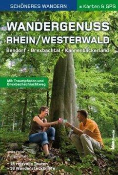 Wandergenuss Rhein / Westerwald - Schöneres Wandern Pocket - Poller, Ulrike; Todt, Wolfgang