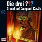 Grusel auf Campbell Castle / Die drei Fragezeichen - Hörbuch Bd.147 (1 Audio-CD)