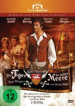 Der Tiger der sieben Meere - Das Wappen von Saint Malo - 2 Disc DVD