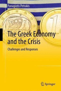 The Greek Economy After the Crisis - Petrakis, Panagiotis