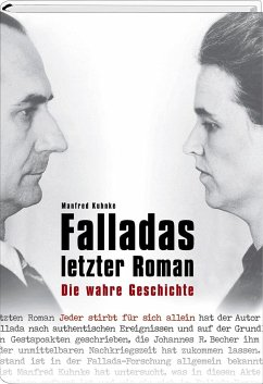 Falladas letzter Roman - Kuhnke, Manfred