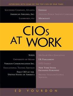 CIOs at Work - Yourdon, Ed