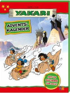 Yakari - Adventskalender - Derib; Job