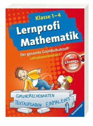 Lernprofi Mathematik, Klasse 1-4