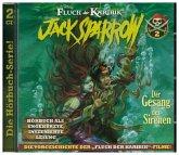 Disney Fluch der Karibik - Jack Sparrow - Der Gesang der Sirenen, 2 Audio-CD