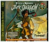Disney Fluch der Karibik - Jack Sparrow - Die Piratenjagd, 2 Audio-CD