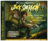Disney Fluch der Karibik - Jack Sparrow - Auf der Suche nach dem Magischen Schwert, 2 Audio-CD