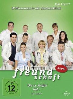 In aller Freundschaft - Die 12. Staffel, Teil 1, 24 Folgen (6 DVDs)