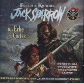Disney Fluch Der Karibik - Jack Sparrow - Das Erbe von Cortez, 2 Audio-CD