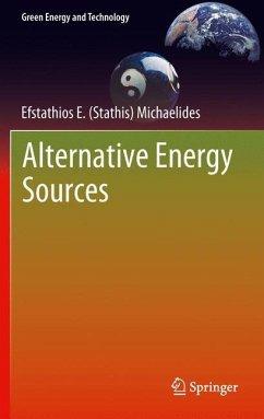 Alternative Energy Sources - Michaelides, Efstathios E. (Stathis)