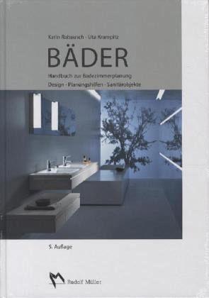B der handbuch zur badezimmerplanung von karin rabausch for Badezimmerplanung beispiele