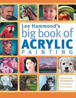 Lee Hammond´s Big Book of Acrylic Painting