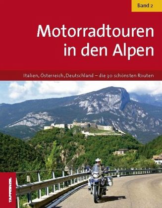 motorradtouren in den alpen buch b. Black Bedroom Furniture Sets. Home Design Ideas