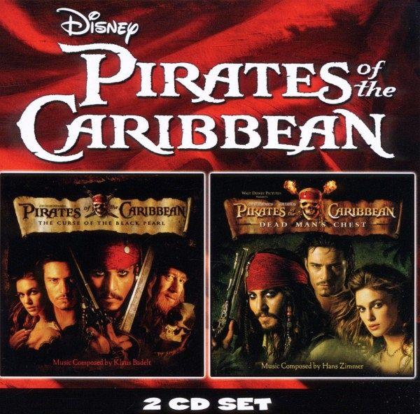 Pirates Of The Caribbean Filmmusik