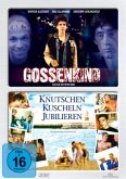 Gossenkind + Knutschen, Kuscheln, Jubilieren