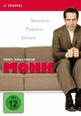 Monk - 3. Staffel (4 Discs)