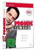 Monk - 8. Staffel: Die finale Staffel! (4 Discs)