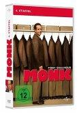 Monk - 4. Staffel DVD-Box