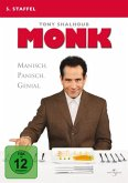 Monk - 5. Staffel DVD-Box